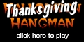 Thanksgiving Hangman created by The Dimension's Edge, Inc.